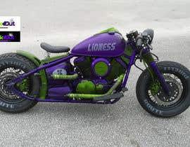 #3 cho Design The Color Scheme For A Motorcycle bởi davoodart