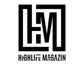 #766 для Design a Logo for Highlife Magazine от jamiu4luv