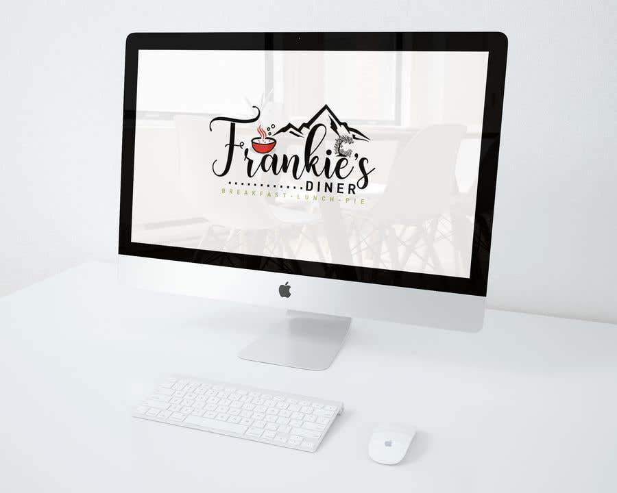 Bài tham dự cuộc thi #231 cho Frankie's Diner Logo