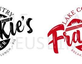 #105 untuk Frankie's Diner Logo oleh E1matheus