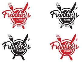 #127 cho Frankie's Diner Logo bởi arfn