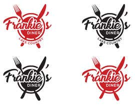#127 untuk Frankie's Diner Logo oleh arfn