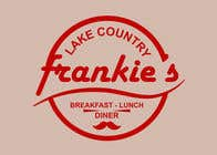Graphic Design Entri Peraduan #256 for Frankie's Diner Logo