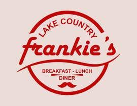 #259 cho Frankie's Diner Logo bởi mdemonbhuiyan555