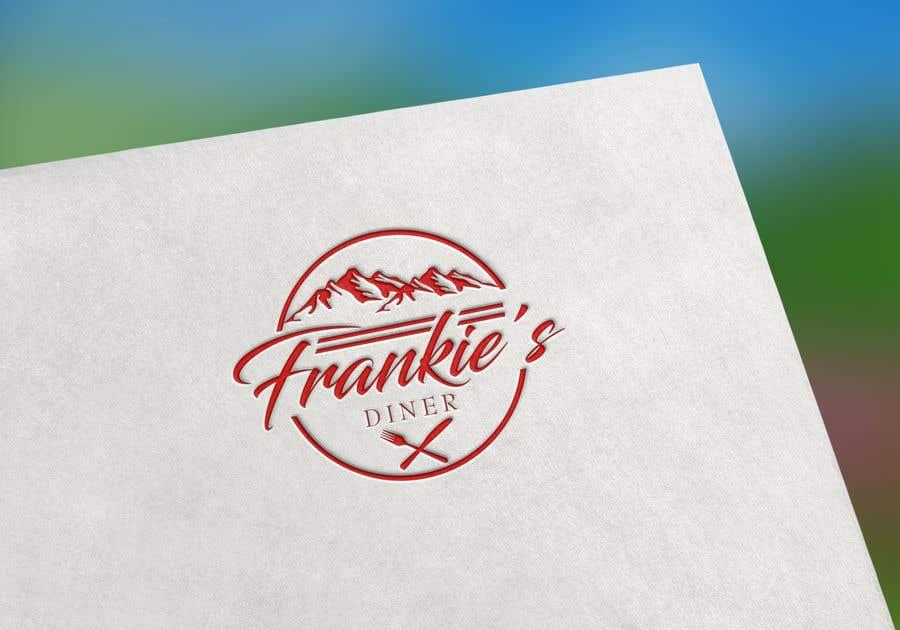 Bài tham dự cuộc thi #110 cho Frankie's Diner Logo
