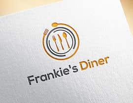 #70 untuk Frankie's Diner Logo oleh mushuvo941