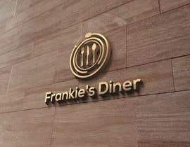 #75 untuk Frankie's Diner Logo oleh mushuvo941