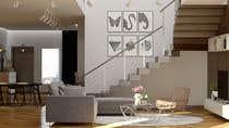 """3D Rendering Intrarea #16 pentru concursul """"Interior design fir my living area"""""""
