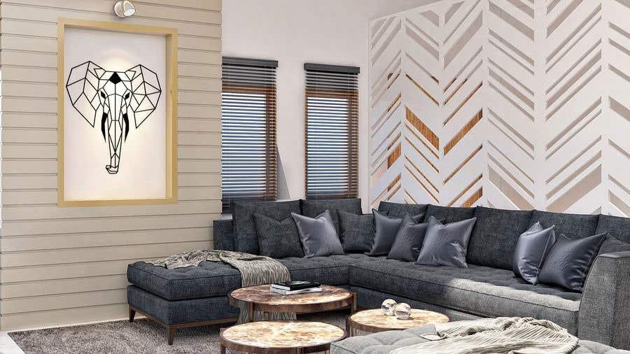 """Intrarea #24 pentru concursul """"Interior design fir my living area"""""""