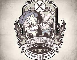 czsidou tarafından Create a logo for a BBQ team için no 12