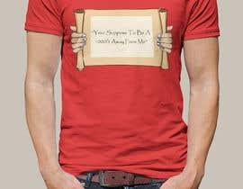 nº 13 pour Design a Tee Shirt par gobinda0012
