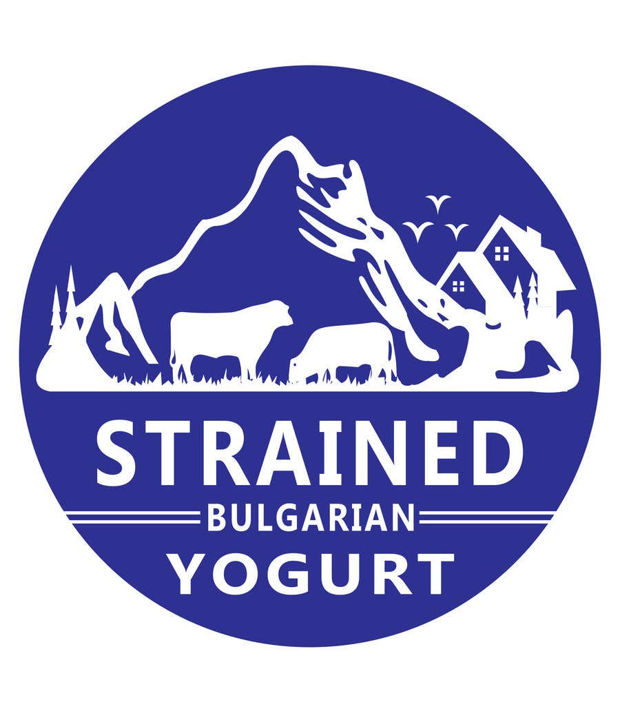 Contest Entry #587 for Art for Yogurt Packaging and Selling Materials