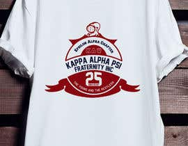 nº 48 pour T-Shirt Design for Kappa Alpha Psi Fraternity, Inc. par gilart