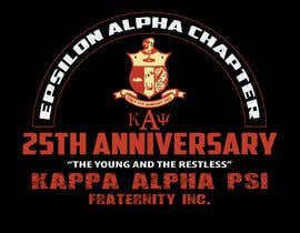 nº 40 pour T-Shirt Design for Kappa Alpha Psi Fraternity, Inc. par CKROY306