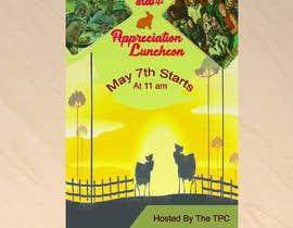 #25 para Luncheon Flyer por jonimankhin3