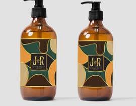 #340 for Design Logo + Design Bottle Label for an organic Beauty Brand af IrinaIsk