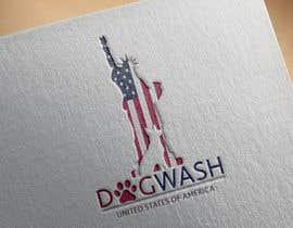 nº 101 pour Logo Dog Wash USA par aimanothman