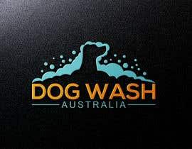 nº 111 pour Dog Wash Australia Logo par imamhossainm017