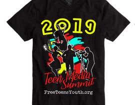 #63 for Design a T-shirt promoting Media Arts af feramahateasril