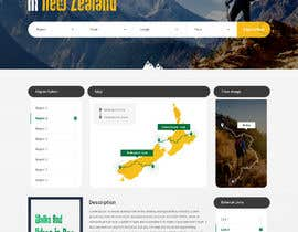 #13 for Design a website for walks & hikes in New Zealand af pchand469