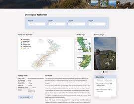 developermehedi tarafından Design a website for walks & hikes in New Zealand için no 18