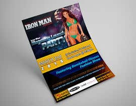 #13 for Design a Flyer for a Hollywood Fitness Party af GetMeHire