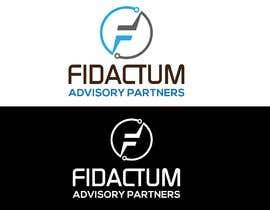 #133 для Minimalistic logo/fond design FIDACTUM от Bokul11