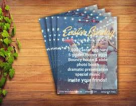 #63 untuk Design an Easter Sunday Postcard oleh Rokyb4