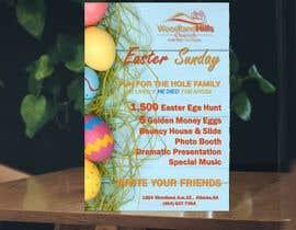 #48 untuk Design an Easter Sunday Postcard oleh jborgesbarboza