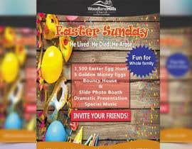 #55 untuk Design an Easter Sunday Postcard oleh marziashafa