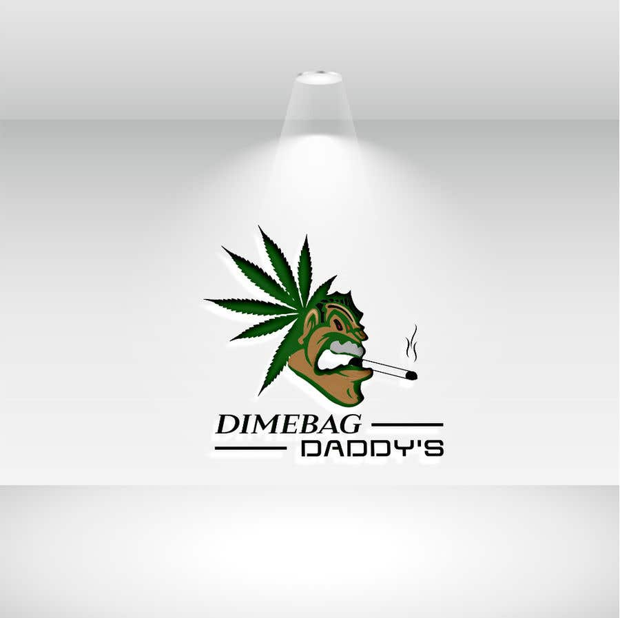 Penyertaan Peraduan #222 untuk LOGO Design Contest (Dimebag Daddy's)