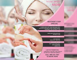 #71 para Poster/Flyer to promote business - Mothers Day por Adhir71