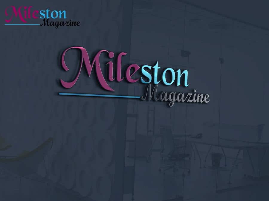 Bài tham dự cuộc thi #61 cho Logo design Magazine
