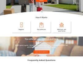 Nro 25 kilpailuun Design a single page site for a cryptocurrency ICO käyttäjältä asem18