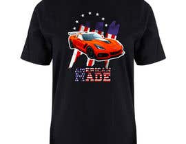 #31 for Corvette American Made Tee Shirt by jhess31