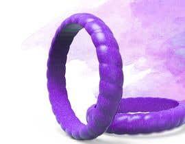 Nro 4 kilpailuun Design and render this ring shape in 3D Max käyttäjältä Deyannn