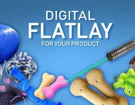 #110 untuk Need a digital flatlay as my shopify banner image oleh MRPranto
