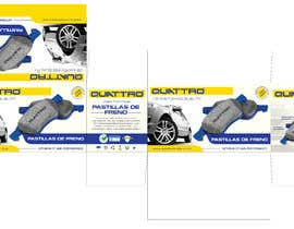 #9 pentru Prepare packaging for Brake Pads and Brake Discs de către MaxoGraphics
