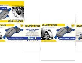 Nro 9 kilpailuun Prepare packaging for Brake Pads and Brake Discs käyttäjältä MaxoGraphics