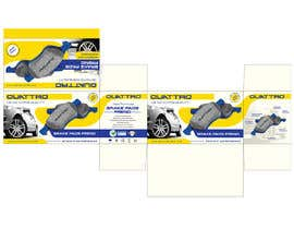 #19 for Prepare packaging for Brake Pads and Brake Discs by MaxoGraphics