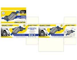 Nro 19 kilpailuun Prepare packaging for Brake Pads and Brake Discs käyttäjältä MaxoGraphics