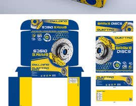 #22 pentru Prepare packaging for Brake Pads and Brake Discs de către inangmesraent