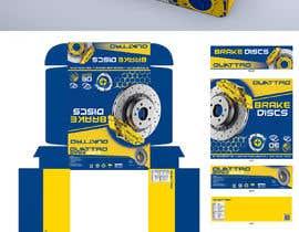 Nro 22 kilpailuun Prepare packaging for Brake Pads and Brake Discs käyttäjältä inangmesraent