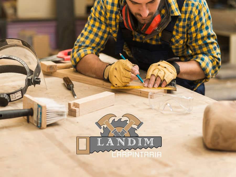 Конкурсная заявка №24 для Create a logo for a carpentry company