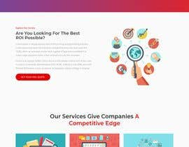 mdbelal44241 tarafından Design a futuristic landingpage for cryptocurrency project için no 3