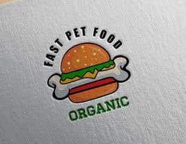 #2039 untuk LOGO - Fast food meets pet food (modern, clean, simple, healthy, fun) + ongoing work. oleh SaritaV