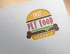 #819 for LOGO - Fast food meets pet food (modern, clean, simple, healthy, fun) + ongoing work. by dumiluchitanca