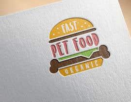 #819 untuk LOGO - Fast food meets pet food (modern, clean, simple, healthy, fun) + ongoing work. oleh dumiluchitanca