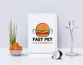 #1240 for LOGO - Fast food meets pet food (modern, clean, simple, healthy, fun) + ongoing work. by rokonranne