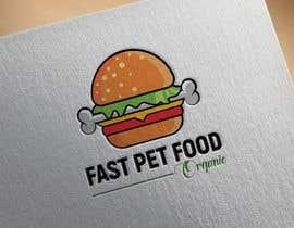 #1674 for LOGO - Fast food meets pet food (modern, clean, simple, healthy, fun) + ongoing work. by rokonranne